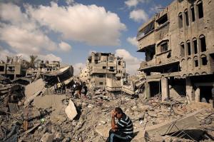 Paz sobre Gaza! É tempo de reconstruir, é tempo de celebrar.