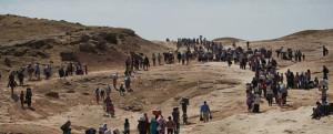 Refugiados da síria superam a marca de 3 milhões
