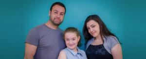 Nova vida no Brasil : Família Aslan