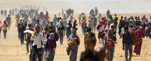 Socorro emergencial aos refugiados cristãos sírios e iraquianos