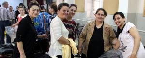 Iraque: Socorro emergencial aos refugiados
