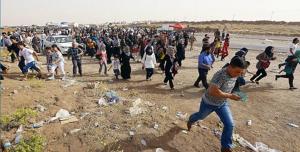 Cristãos Iraquianos buscam refúgio na Jordânia