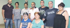 Imigrantes refugiados recebem ajuda psicológica e burocrática