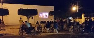 Sertão: cinema para todos no sábado à noite