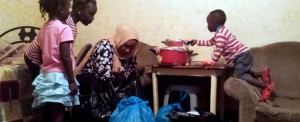 Oriente Médio: beneficiando africanos no Oriente Médio