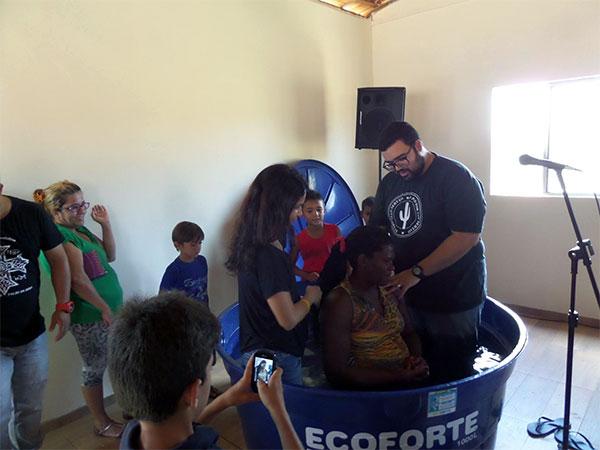 Batismo no sertão