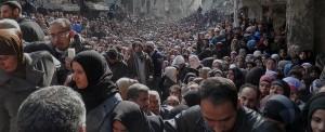 Refugiados: novo recorde de deslocados internos, aponta ONU