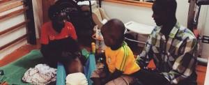 África: olhar atento aos pequeninos