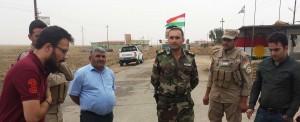 Oriente Médio: encorajamento na frente de batalha