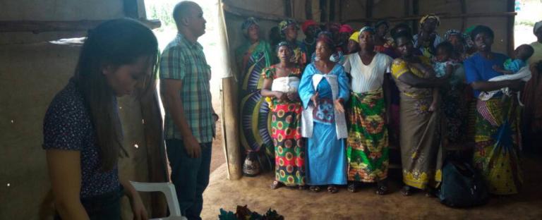 Uganda: uma visita com propósito
