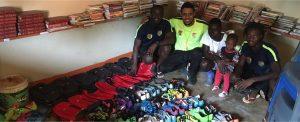 Guiné-Bissau: futebol para a vida