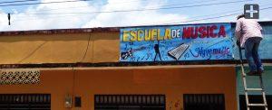 Colômbia: escuela de Musica
