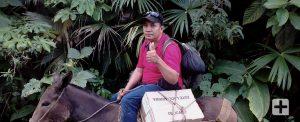 Colômbia: homens de fé