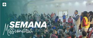 Oriente Médio: semana missionária
